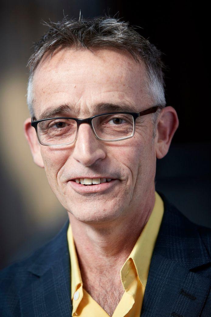 Geert van Boxtel gaat nog een jaartje door als muziekarrangeur. Foto Wim Hollemans