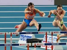 Zoetermeerse Zoë Sedney (19) dient zich op EK aan als de volgende atletiekbelofte: 'Wereldtop is haalbaar'