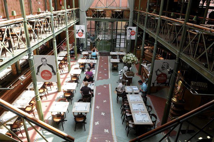 Het Pakhuis in Gent.