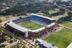 Loftus Versfeld Stadium à Pretoria.