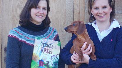 Ilse De Keyzer leest voor uit 'Teckel Tokkel'