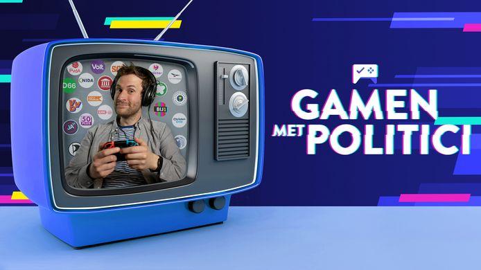 Roel Maalderink gaat gamen met politici op Twitch.