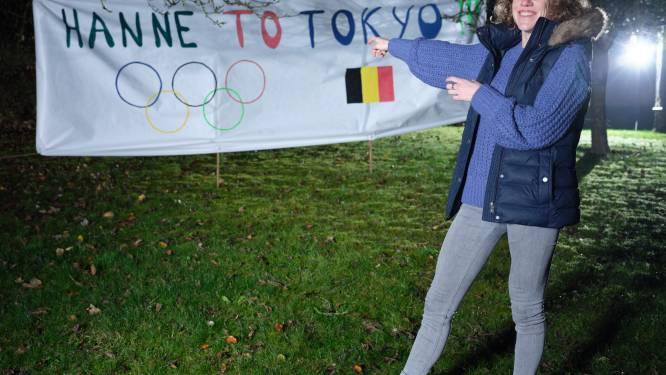 Geplaatst voor Olympische spelen, maar geen inkomsten... mattentaartjes moeten marathonloopster Hanne Verbruggen tot in Tokyo krijgen