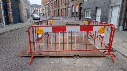Hofstraat krijgt nieuw rioleringsstelsel en wegdek