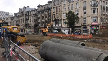 Politie gaat strenger optreden tegen blokkeren kruispunten na nieuw verkeersinfarct in Antwerpen