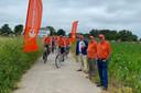 De Landelijke Gilden van Lede, Herdersem en Wichelen bezorgen je deze zomer aangenaam fietsvermaak.