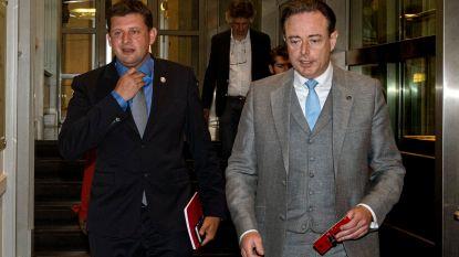 """Crombez: """"Als De Wever regering wil, moet hij stoppen met strategische communicatie"""""""