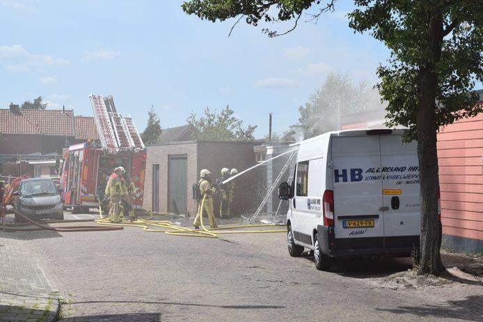 De brand in Almelo