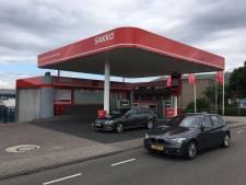 Wethouder Wierikx door het stof in kwestie tankstation Sakko op Borchwerf