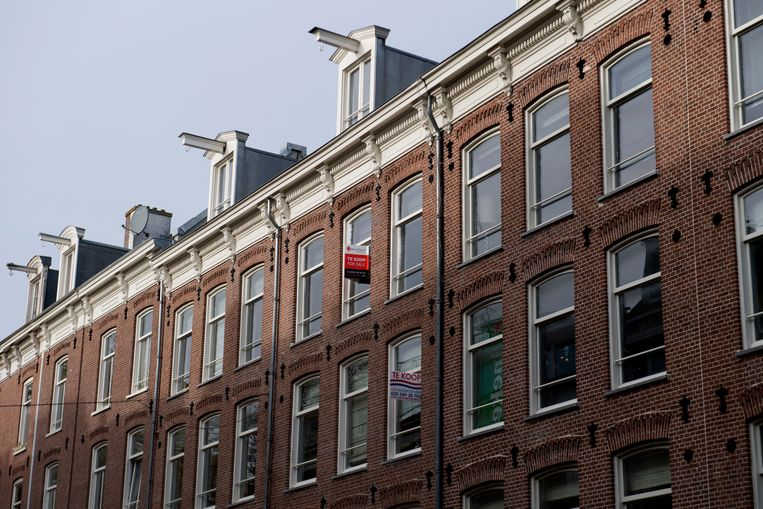 Aanpassingen van overdrachtsbelasting drijven de vraag naar woningen in het middensegment verder op. Beeld ANP