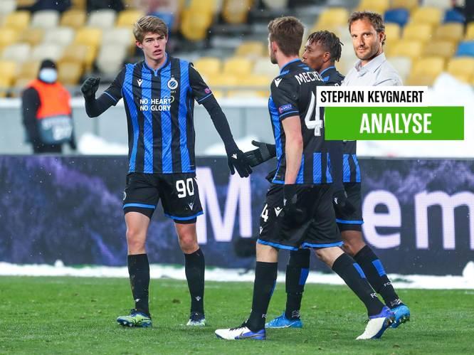 """""""Club is een instituut geworden"""": onze chef voetbal onder de indruk van Brugse mentaliteit in ijskoud Kiev"""