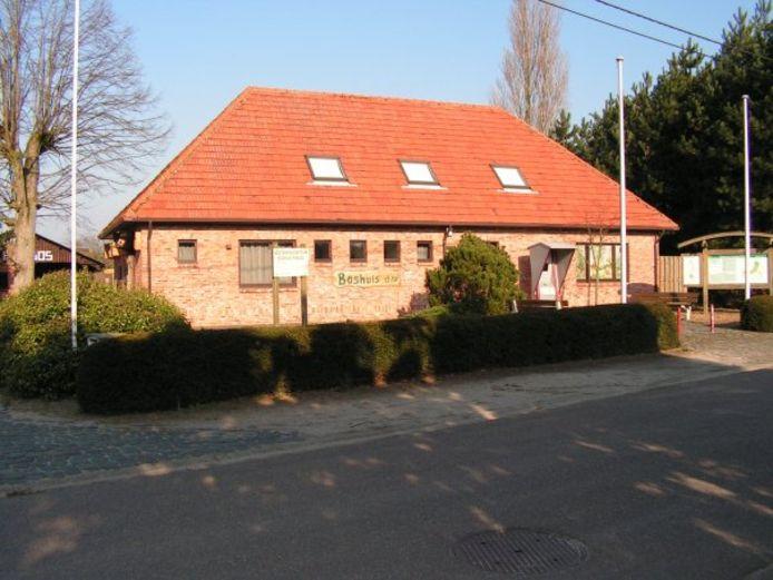 Het Boshuis in Ravels