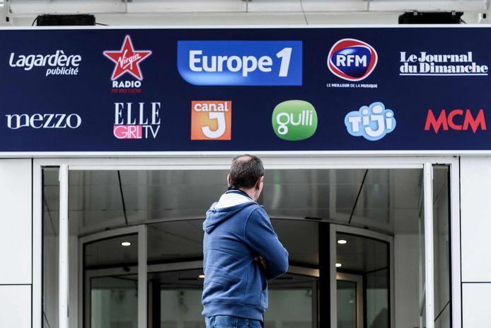 """""""Les salariés d'Europe 1 réunis en assemblée générale ce vendredi après-midi 18 juin ont décidé le principe d'une grève immédiate""""."""