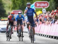 Lampaert sterkste avonturier in zevende etappe Ronde van Groot-Brittannië
