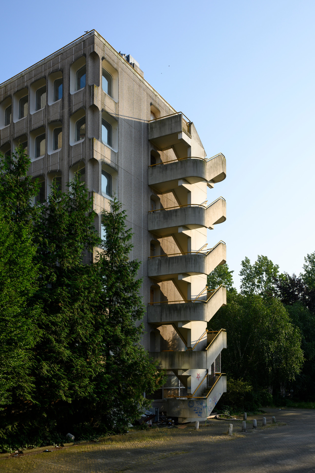 Beursgebouw Almere Beeld Tom Philip Janssen