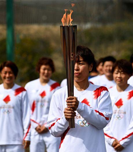 Osaka annule le passage de la flamme olympique