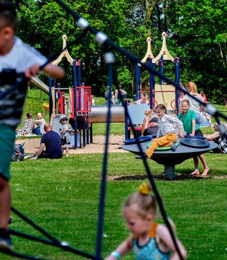Vrolijkheid heerst op zonovergoten Recreatieoord Binnenmaas 'We hebben de blije gezichten gemist'