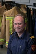 Officier van Dienst van de brandweer Erwin Baron zag hoe zijn collega's met respect voor de slachtoffers te werk gingen.