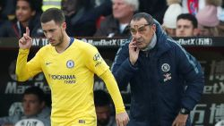 De nieuwe subtiele prik van Sarri naar Hazard