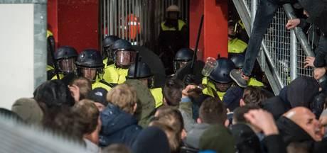 FC Twente krijgt indirect schuld commotie in stadion tijdens inval Vak-P