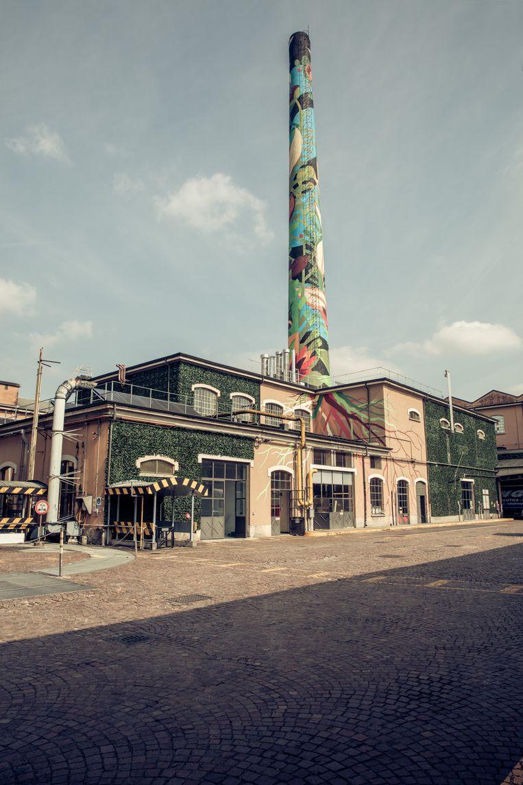 De Fratelli Branca in hartje Milaan. Beeld Piet De Kersgieter