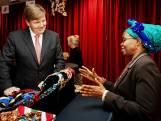 Koning Willem-Alexander bezoekt Bredase scharrelondernemers
