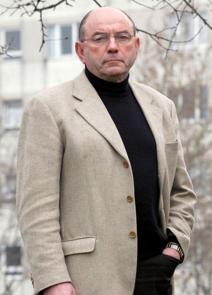 Freddy Cornelis, gewezen directeur van de sociale huisvestingsmaatschappij De Nieuwe Haard: beschuldigd, vrijgesproken en nu ook financieel vergoed.