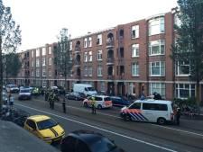 Geen arrestaties na grote politie-inval Amsterdam