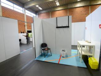 Vaccinatiecentrum Bilzen verhuist binnenkort van sporthal naar jeugdcentrum