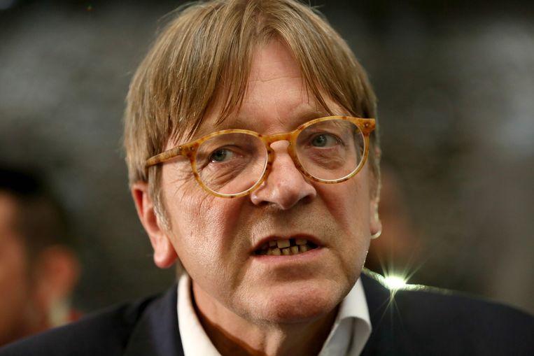 De Ruyver werkte jarenlang als veiligheidsadviseur bij Verhofstadt. Beeld afp