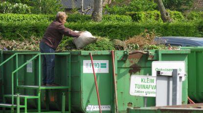 Knesselare krijgt vanaf 1 augustus nieuw groeninzamelpunt, container in Ursel verdwijnt