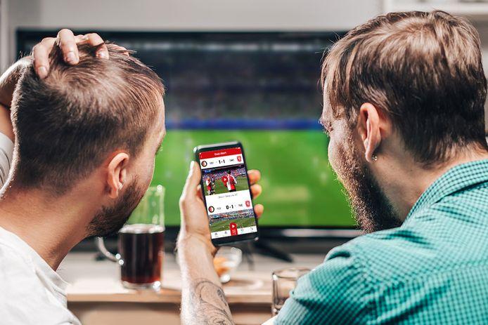 Goal Alert - direct video's van de doelpunten van jouw favoriete club terugkijken