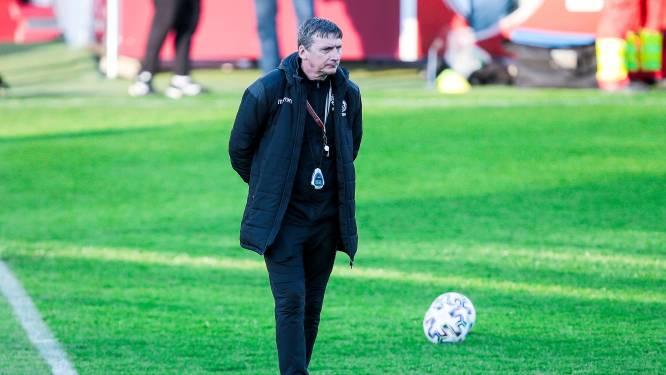"""Wit-Russische bondscoach geeft zich niet op voorhand gewonnen: """"We hebben een plan"""""""