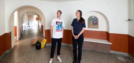 Domweg gelukkig in de Köllingschool in Dieren; Amsterdamse woongroep eerste winnaar Gelderse Steengoed Challenge