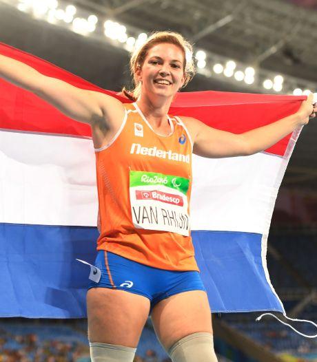 Geen Paralympics: 'Blade Babe' Marlou van Rhijn (29) stopt per direct