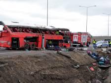 Zes Oekraïense gastarbeiders omgekomen bij busongeluk in Polen