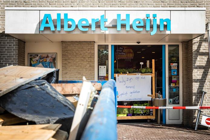 Het team deed onderzoek naar een groep die zich bezighield met plofkraken bij ING-geldautomaten in Albert Heijn, maar kreeg de meeste zaken niet voor de rechter.