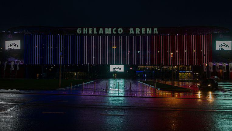 Vrijdag ontvangt Gent Westerlo voor de eerste affiche van de 16de speeldag. De Ghelamco Arena bracht al hulde aan de slachtoffers van de aanslagen in Parijs.