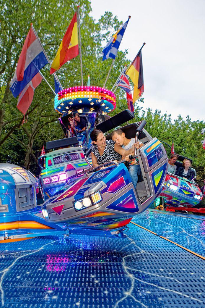 Oosterhout - Spanning in de Future Dance in 2019. Deze beelden zullen dit jaar niet te zien zijn in Oosterhout.