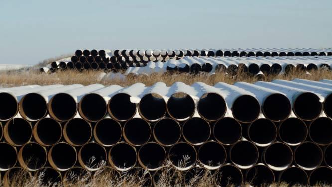 Trump keurt oliepijpleidingen Keystone XL en Dakota goed
