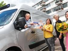 Rabobank en garagebedrijf helpen Voedselbank Gorinchem aan gekoelde bestelbus