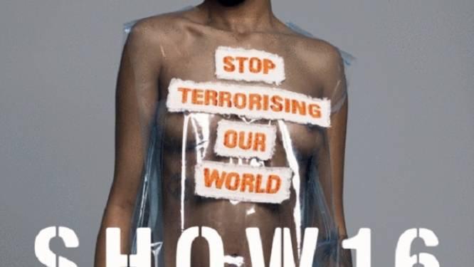 Modeacademies Brussel en Antwerpen gaan strijd aan met terrorisme