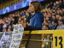 Uittocht PSG-fans na stunt Club Brugge verloopt zonder problemen