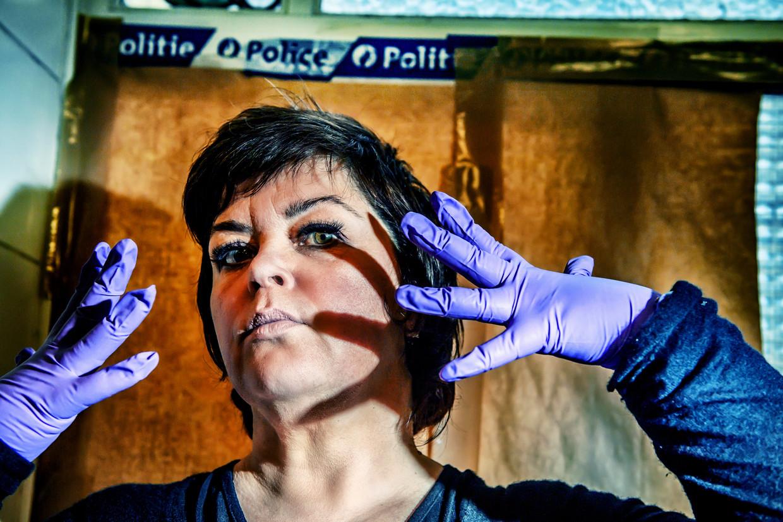 'Het ergste na de aanslag in Brussel waren de rinkelende gsm's van de slachtoffers. Je weet dat ze nooit meer gaan opnemen' Beeld Geert Van de Velde