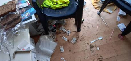 Uitbater strandhuis De Enk op Bussloo is vernielingen en inbraken zat: 'Als daders zich woensdag niet hebben gemeld, stap ik naar politie'