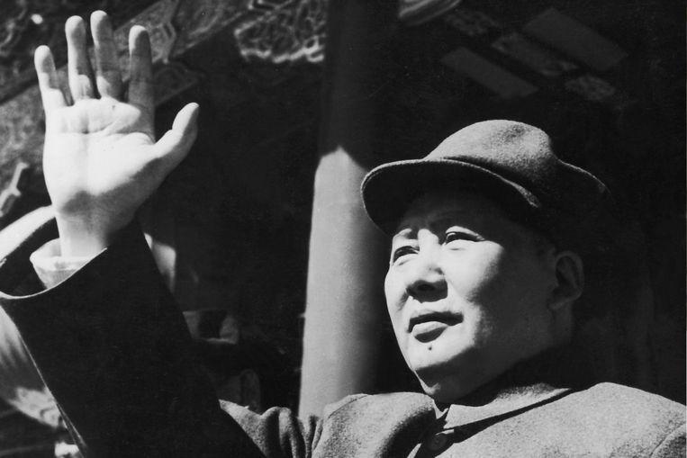 Mao Zedong. Beeld Getty Images