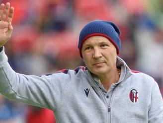 De moedigste coach van 2019: leukemiepatiënt Mihajlovic blijft Bologna trainen tussen de chemo door
