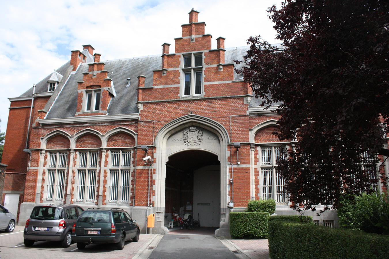 De gevangenis van Oudenaarde.