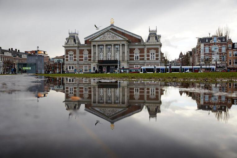 Het Concertgebouw. Beeld ANP