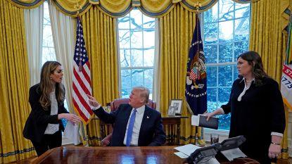 """'Trump Whisperer' vertelde soms """"leugentje om bestwil"""""""